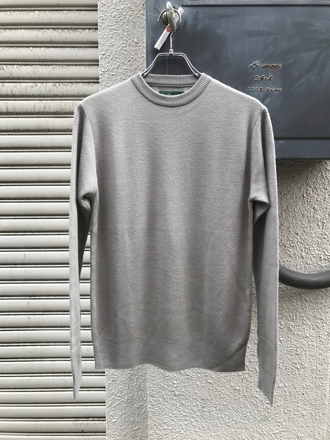 """BROWN by 2-tacs """"SILK KNIT"""""""