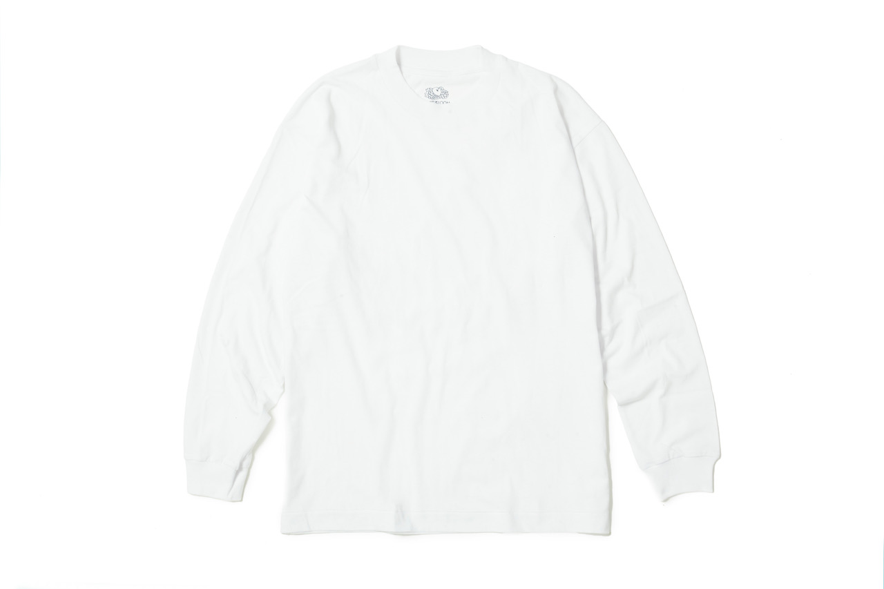 GOOD OL' - FRUIT OF THE ROOM L/S TEE -