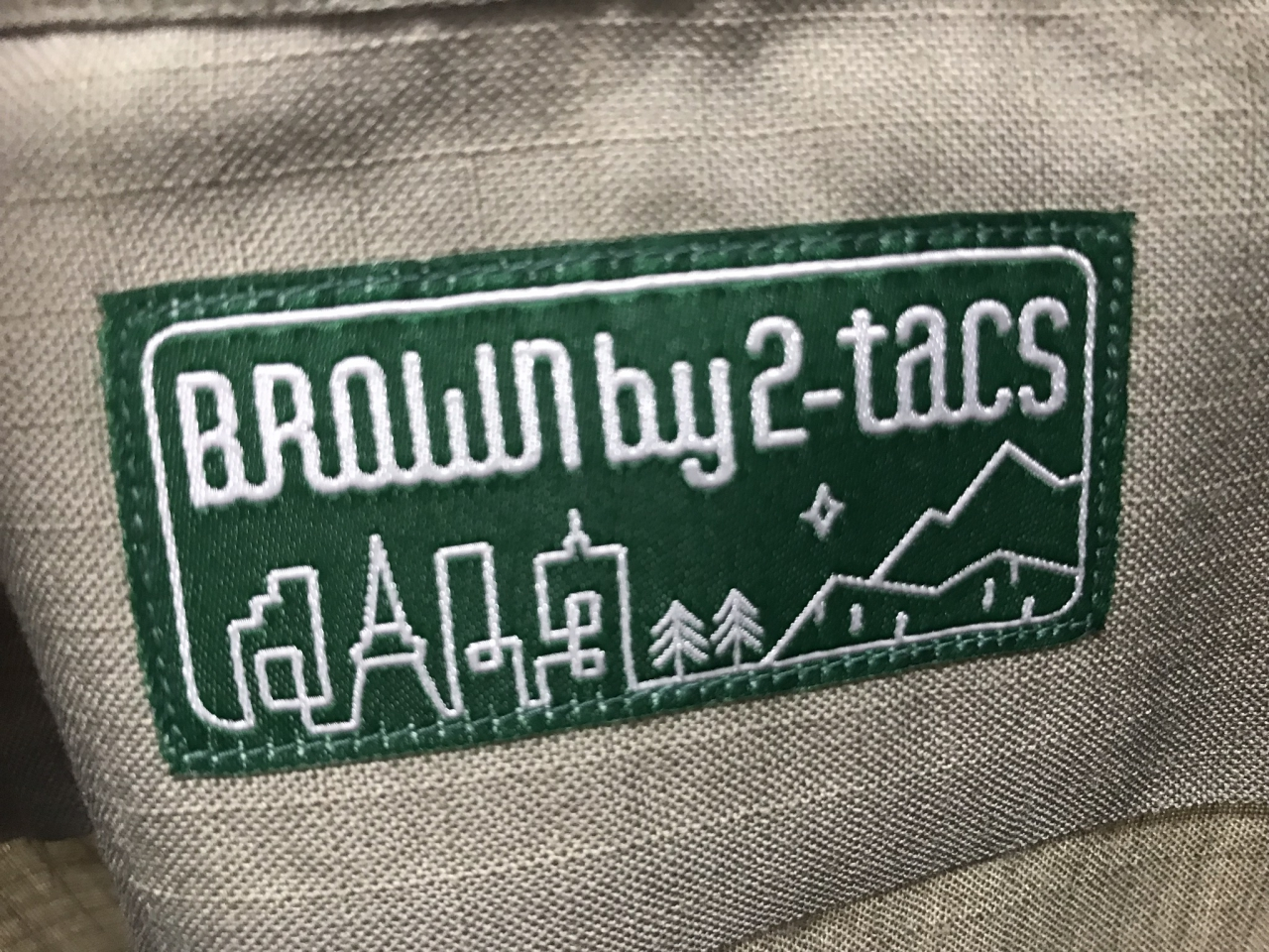 BROWN by 2-tacs - 2nd Delivery -