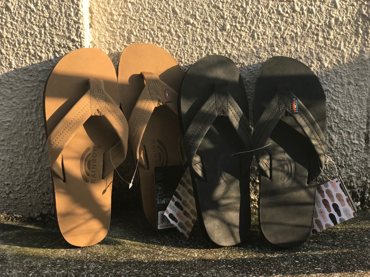 RAINBOW SANDALS - Single Layer Premier Sandal -