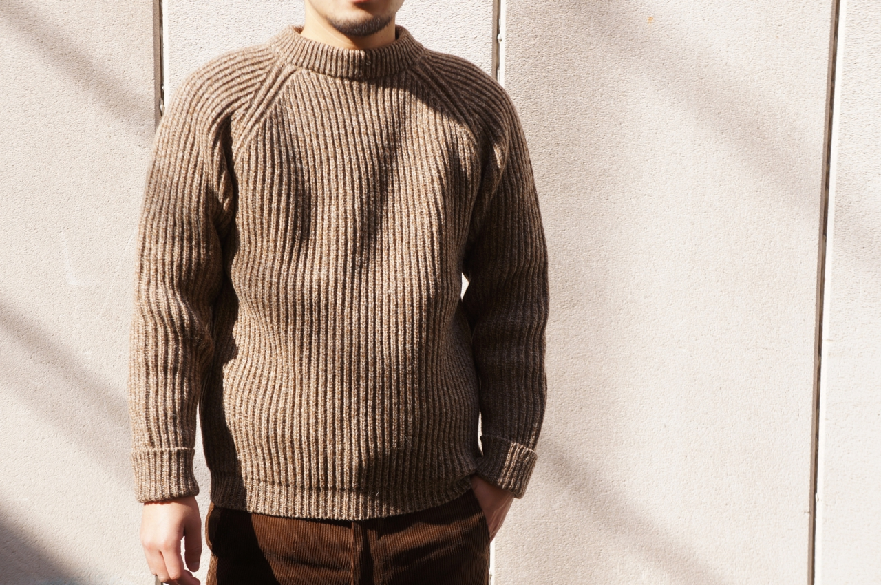 BONCOURA - FISHERMAN SWEATER -
