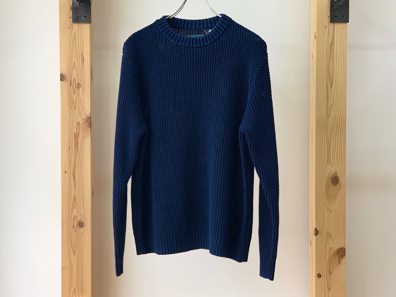 BROWN by 2-tacs - ECOLOGY KNIT -