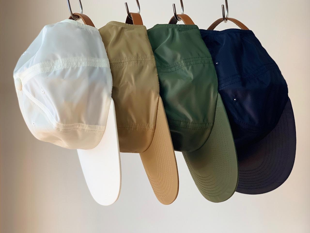 RIPRAP - POLO SHIRTS・SEMI-LONG BRIM CAP -